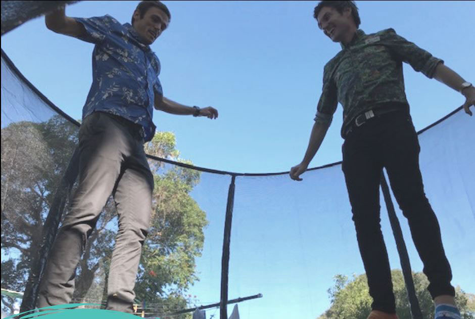 During COVID-19, United Synergies needed a trampoline for their Crisis Accommodation house for young people on the Sunshine Coast and Aitken Legal donated the money for them to purchase a suitable trampoline.