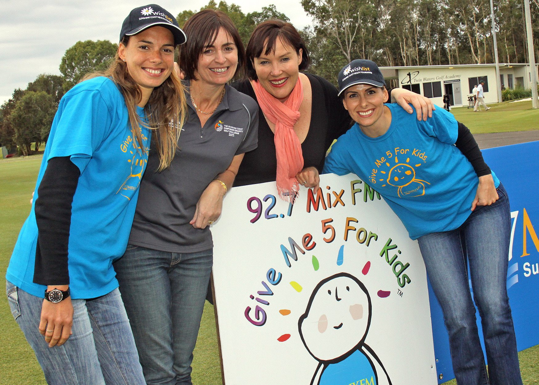 The Sunshine Coast Corporate Charity Golf Challenge – this was run as part of MixFM's Give Me 5 for Kids annual campaign with all funds raised going to Wishlist. Over the 10 years that we held this event, Aitken Legal raised nearly $400,000 net of costs for Wishlist.